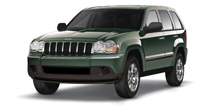 Alamo - Standard SUV