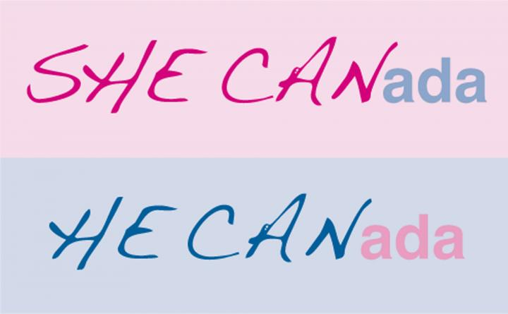 SHE CANada HE CANada
