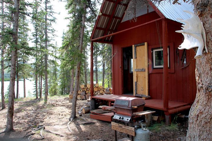 Ken Lake Camp