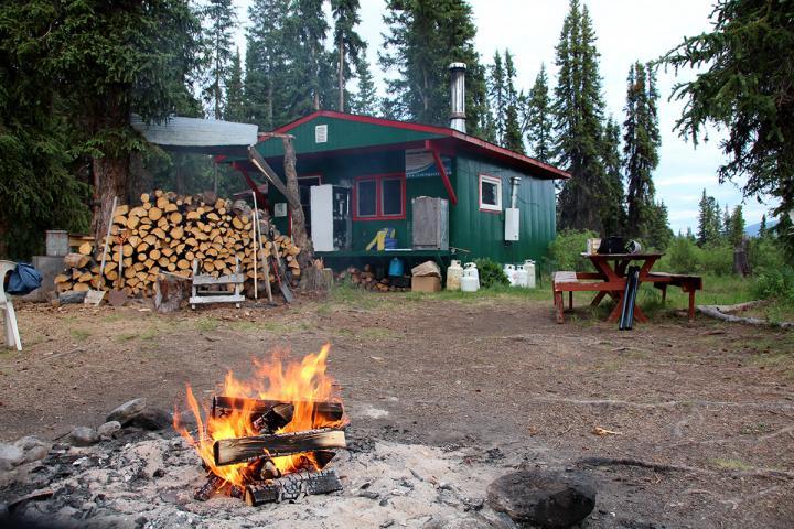 Teehnah Lake Camp