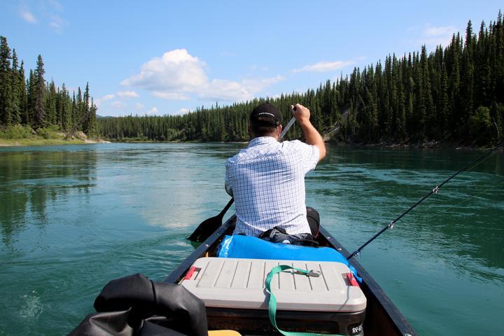 Yukon River individuell