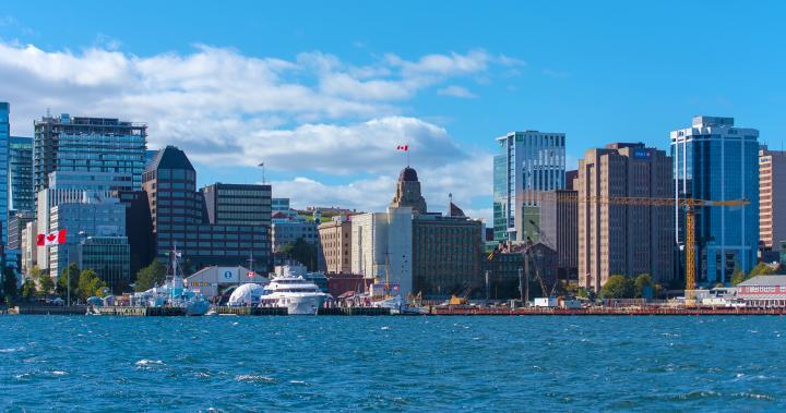 Stadtrundfahrt Halifax