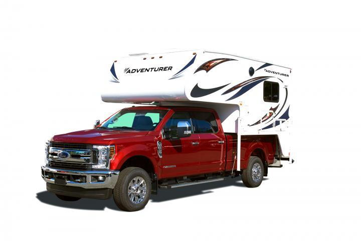 TC Truck Camper