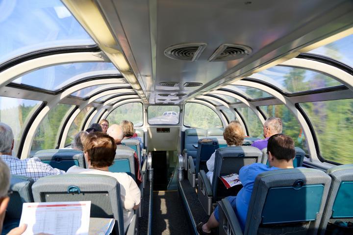The Train: Kanadisch nach Saskatchewan