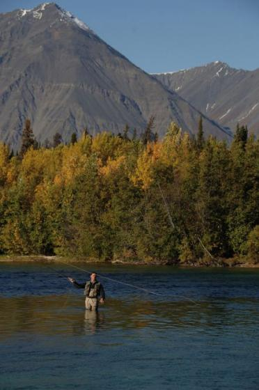 Yukon Fishing Excursion (8 Tage)