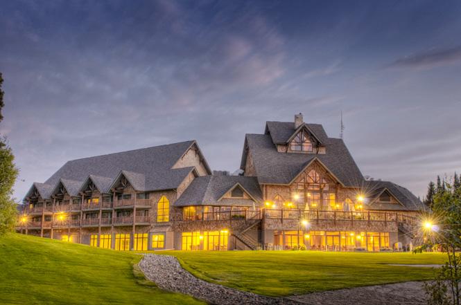 Elk Ridge Resort And Spa Saskatchewan