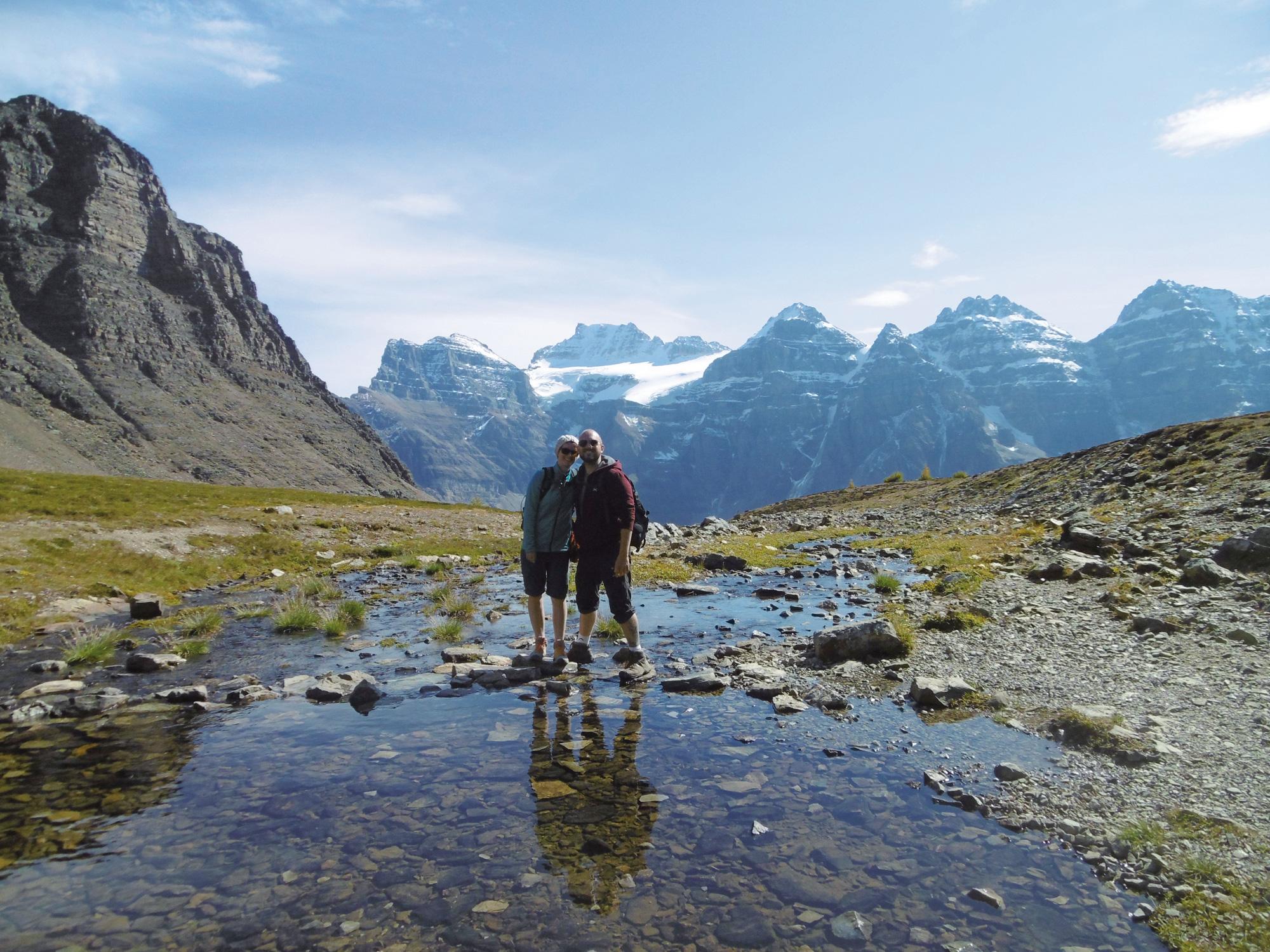 Wander Und Kletterausrüstung : Kanada spezialist sk touristik wandern in den rockies