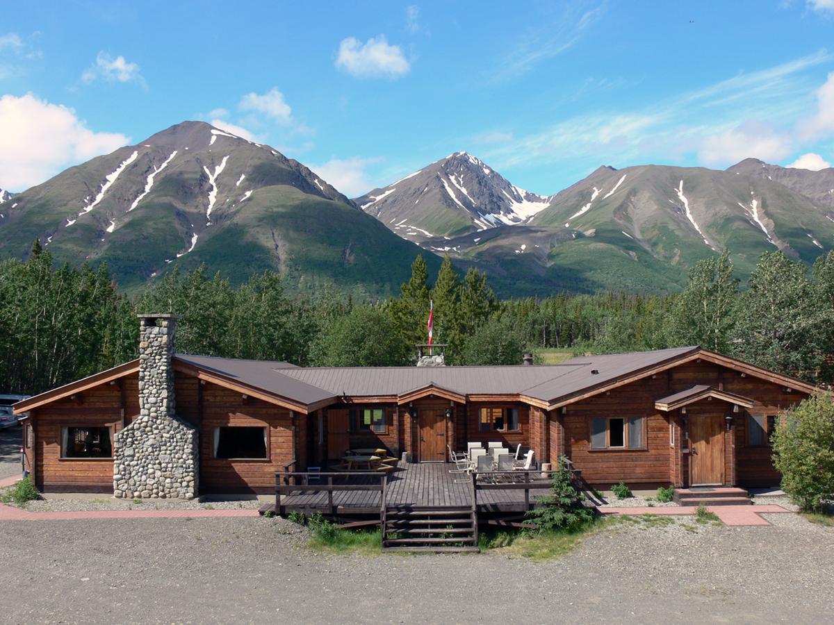 kanada spezialist sk touristik dalton trail lodge