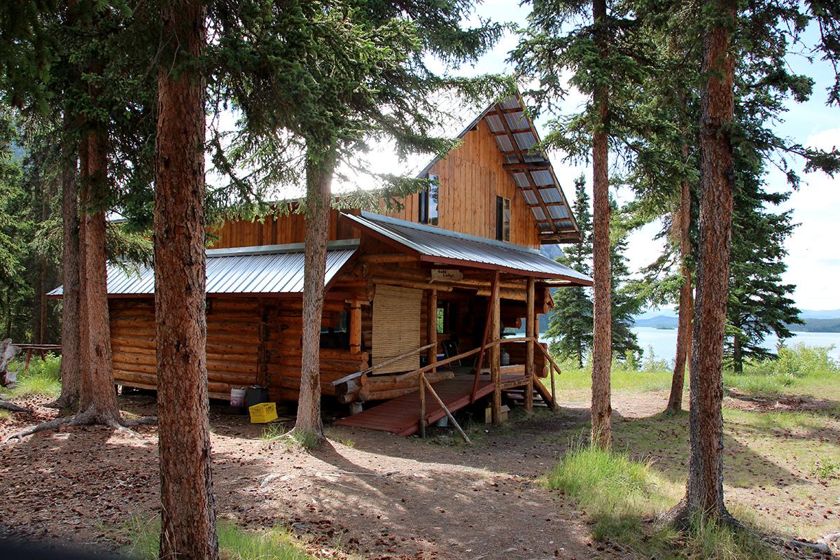 Kanada Spezialist SK Touristik   Coghlan Lake Lodge