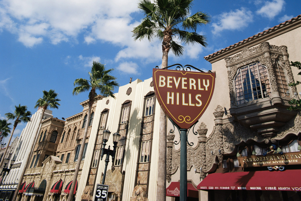 Besondere erlebnisse vom spezialisten sk touristik for Movie stars homes in beverly hills
