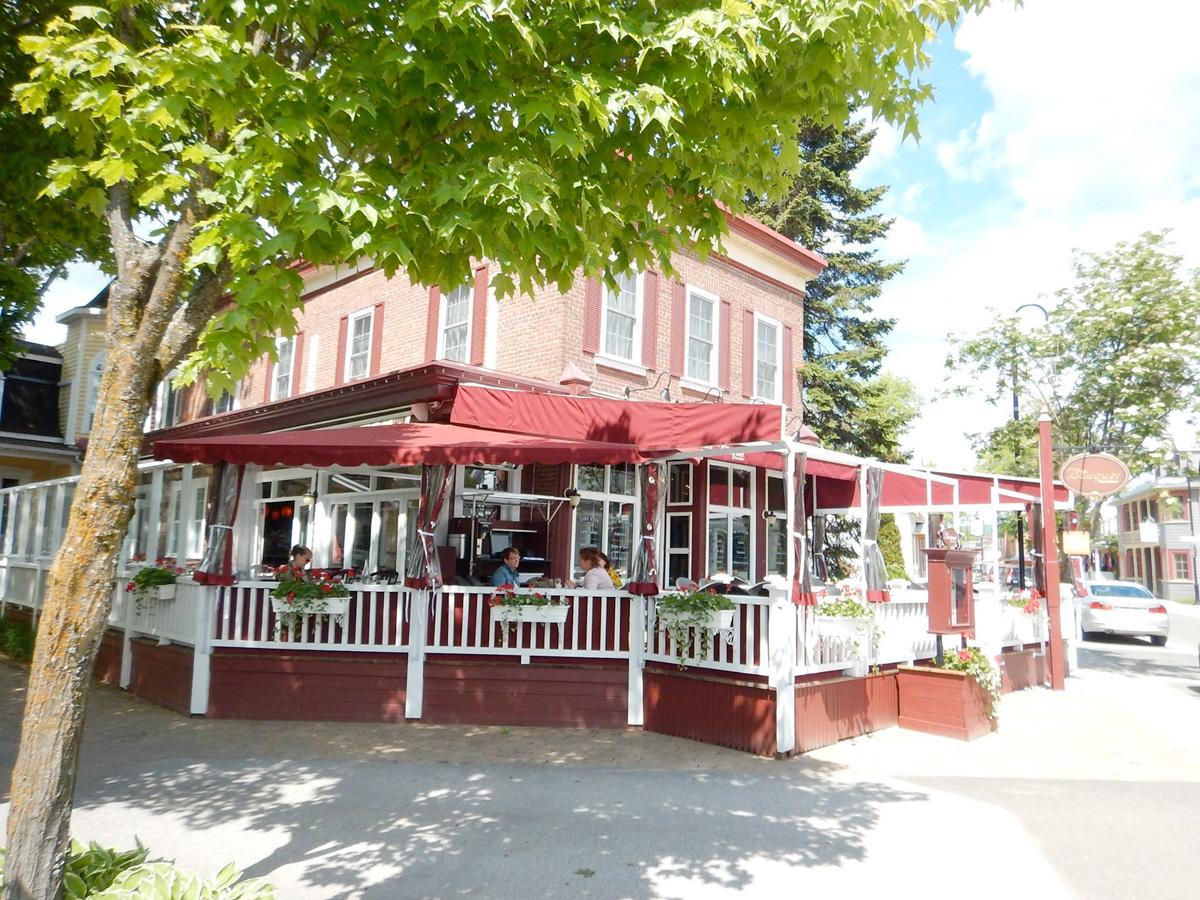 Restaurant La Muse Baie St Paul