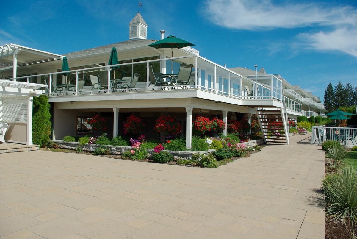 Okanagan Spa Resorts