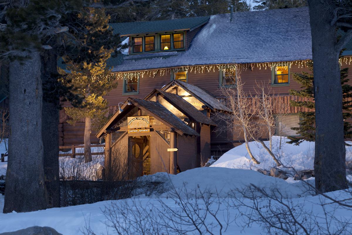 Lake Lodge Cabins Nordwesten USA - USA Wander-Lodge, Restaurant, Bar ...